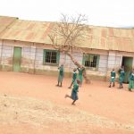 The Water Project: Matiliku Primary School -  Students Playing