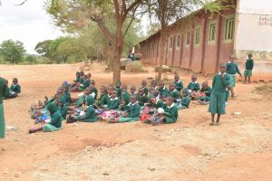 The Water Project:  Students Take Lunch