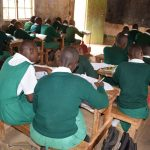 The Water Project: Matiliku Primary School -  Studying