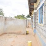 The Water Project: Kiundwani Secondary School -  Bathing Area