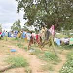 The Water Project: Kiundwani Secondary School -  Clothes Hang To Dry