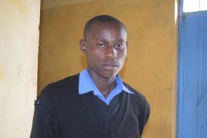 The Water Project:  Nicholas Munyao