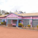 The Water Project: Katalwa Secondary School -  Administrative Block