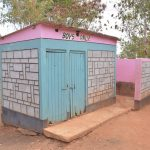 The Water Project: Katalwa Secondary School -  Boys Latrines And Urinals