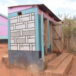 The Water Project: Katalwa Secondary School -  Girls Latrines