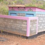 The Water Project: Katalwa Secondary School -  Staff Latrines