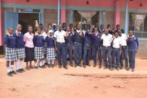The Water Project:  Students And Teachers
