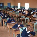 The Water Project: Katalwa Secondary School -  Students In Class