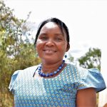 The Water Project: Nguluma Primary School -  Deputy Headteacher Zipporah Kathenge