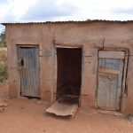 The Water Project: Nguluma Primary School -  Girls Latrines