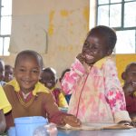 The Water Project: Nguluma Primary School -  Pre School Students