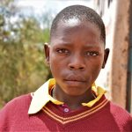 The Water Project: Nguluma Primary School -  Sammy Nzou