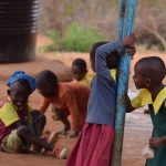 The Water Project: Nguluma Primary School -  Students Hanging Out