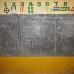 The Water Project: Mummy Ann's Pre-Primary School -  Chalkboard
