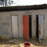 The Water Project: Mummy Ann's Pre-Primary School -  Community Latrine