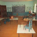 The Water Project: Mummy Ann's Pre-Primary School -  Inside A Classroom