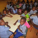 The Water Project: Mummy Ann's Pre-Primary School -  Kids In Class