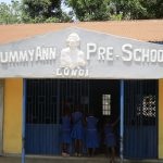 The Water Project: Mummy Ann's Pre-Primary School -  Main School Building