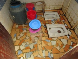 The Water Project:  School Toilets
