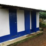 The Water Project: Rowana Junior Secondary School -  Latrines