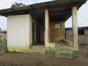 The Water Project:  Mosque Latrine