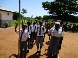 The Water Project:  School Scourts Club