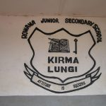 The Water Project: Rowana Junior Secondary School -  Sign