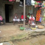 The Water Project: 45 Main Motor Road, The Redeemed Christian Church of God -  Cooking