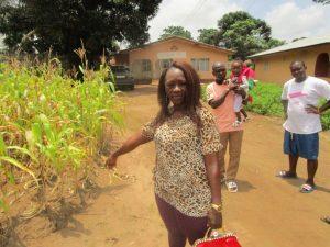 The Water Project:  Fatmata Akai
