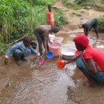 The Water Project: 45 Main Motor Road, The Redeemed Christian Church of God -  Fetching Water