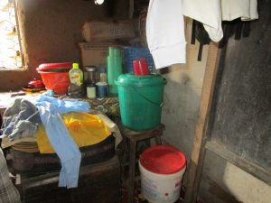 The Water Project:  Kitchen Containers
