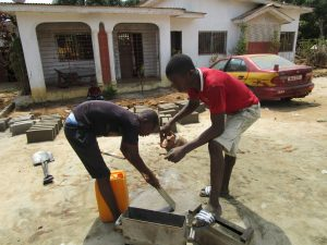 The Water Project:  Brickmakers