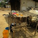 The Water Project: Transmitter, #14 Port Loko Road -  Dish Rack