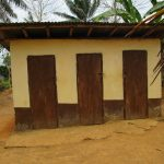 The Water Project: Transmitter, #14 Port Loko Road -  Latrine
