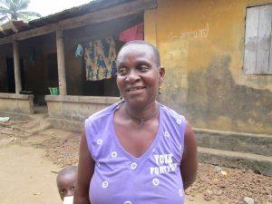 The Water Project:  Aminata Sillah