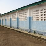The Water Project: UBA Senior Secondary School -  Back Of School Building