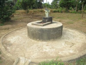 The Water Project:  Well In Need Of Rehabilitation