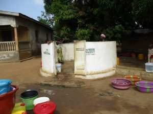 The Water Project:  Working Well In Neighboring Community