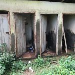 The Water Project: DEC Makassa Primary School -  Latrines