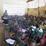 The Water Project: DEC Makassa Primary School -  In Class