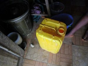 The Water Project:  Storage Container