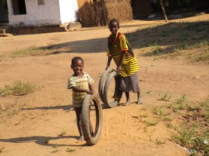 The Water Project:  Children Playing