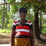 The Water Project: Lungi, Tonkoya Village -  Mamie Kamara