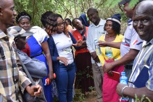The Water Project:  Community Tour And Mapping