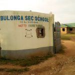 The Water Project: Ebulonga Mixed Secondary School -  School Gate