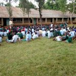 The Water Project: Bumbo Primary School -  Assembly Grounds