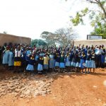 The Water Project: Hobunaka Primary School -  School Gate