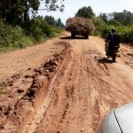 The Water Project: Mukama Primary School -  Road To The School