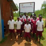 The Water Project: Mulwanda Mixed Primary School -  Students