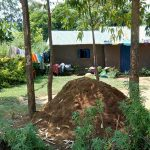 The Water Project: Chegulo Community, Sembeya Spring -  Example Homestead